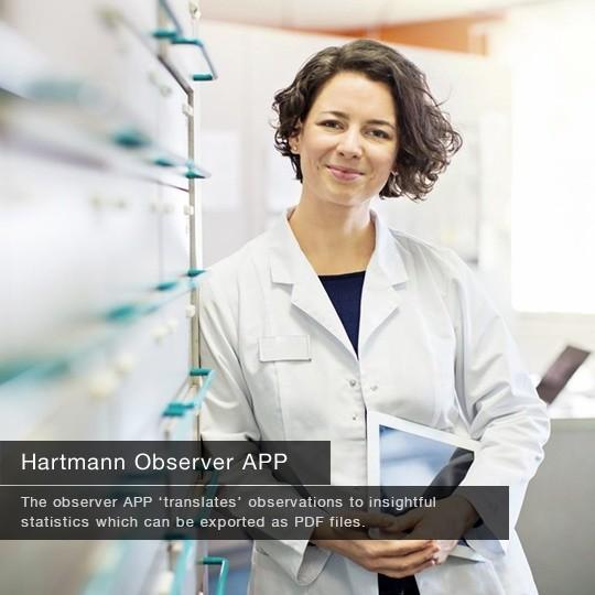 Hartmann Observe APP